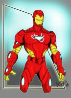 Iron Man 2-23 by Glwills1126