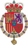 Proposed Corrections to Arms of King of Spain by SirJohnRafael