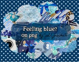 PNG: Feeling blue? by sellyourhate