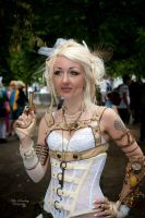 Cream Steampunk by arkaya