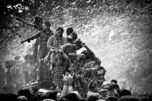 Water Festival in Myanamr 16 by nyiminsan