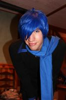 Kaito is a Cutey by NitsukuCosplay