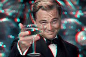 Gatsby 3-D conversion by MVRamsey