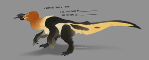 Sovos Adopt 01 [owned by GrumpyHyena] by Sarspax