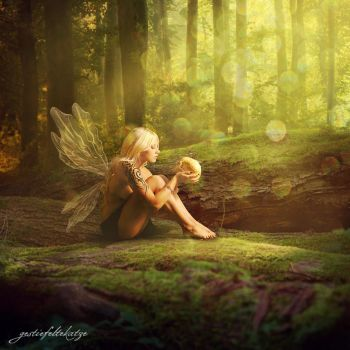 Magical fairy by gestiefeltekatze