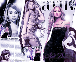 Lay with Kat DeLuna by LadyAngiexD