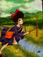 KIKI'S Delivery by lamAble