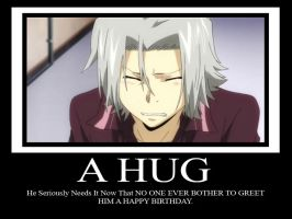 Hugs For Gokudera by bipura