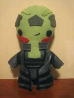 mass effect chibi thane krios by viciouspretty