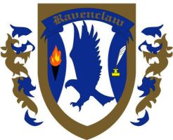 Ravenclaw Badge: Redesign by Silvre