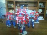 Optimus Primes by primus21