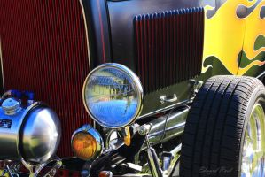 Lights, Tires and Flames by Erael71