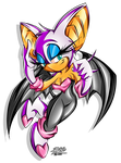 Rouge the Bat by R-no71