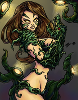 WITCHBLADE Inks by *AnyaUribe Reloaded by Suiish