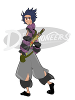 The Dimensioneers- Jacey by cartoonation