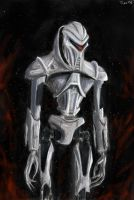 Cylon Centurion -reimagined series by Taipu556