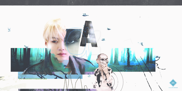 A for Agust D by ngdieuly
