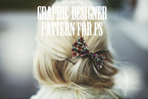 Pattern for photoshop by graphic designer by xgraphicdesigner