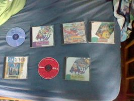 My classic childhood PC/DOS games part 2 by firelightyear