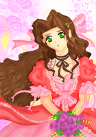 Aerith by youfie
