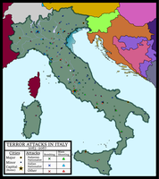 Terror Attacks in Italy (2063-2067) - 2068  C.E. by machinekng