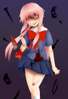 Yuno by forgottencake