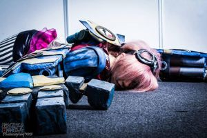 VI League of Legends Cosplay : YOU HAVE BEEN SLAIN by AxelTakahashiVIII