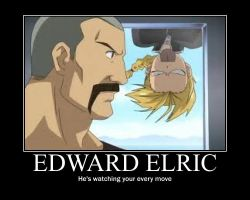 FMA Demotivator by 1redgirl1