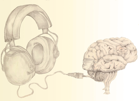 Brain Headphones by redaran