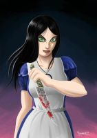Alice Madness Returns by tonyzuka