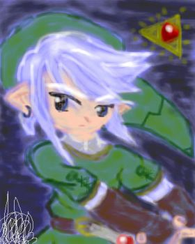 Watercolor - TP Link Genis by e-Link