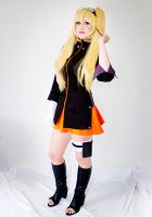 Naruto The Last ( gender bender) by Paz-Cosplay