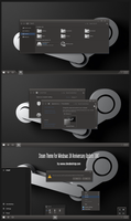 Steam Theme Win10 Anniversary Update by Cleodesktop