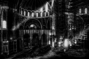 Saint Sava Temple - Work in progress by Pyr0sky