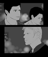 SPN : Michael, Lucifer, Castiel by ne2nyeon