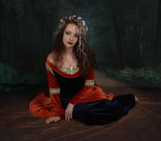 Maiden of the Woods by Morgaine-le-Fay
