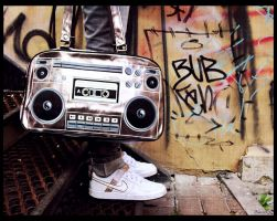 Music is everywhere. by Bunnis