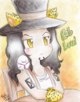 Chibi Rob Lucci by Albels-wish