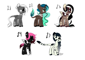 Breeding Results [5] by Parisadopts