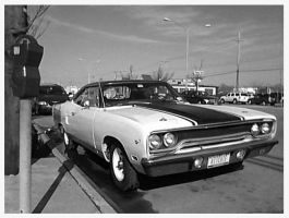 plymouth roadrunner by TreborNehoc