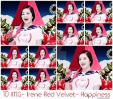 Photopack #30: Irene Red Velvet- Happiness MV by Catbeis
