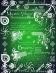 Mystic Vibes CD by SapienAscension