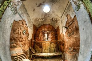 Eastern State Penitentiary by Mjag