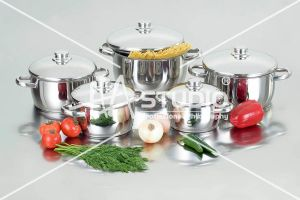 Cooking pot 02 by Hastudio
