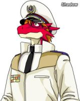 Deputy captain--Lizard Macross by lizardseraphim