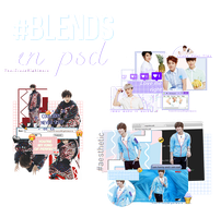 +Blends PSD by YourCrazyNightmare