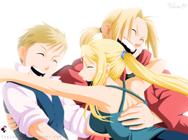 Fma-artbook-color by FabianSM