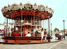 Carousel II by LilP0p