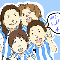 Argentina by kay924026