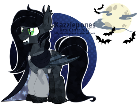 [COM] Vampire Skies Custom by Kazziepones